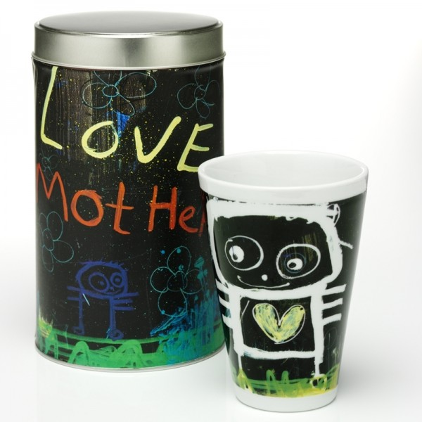 PAVA love mother thermo Mug, Geschenkd