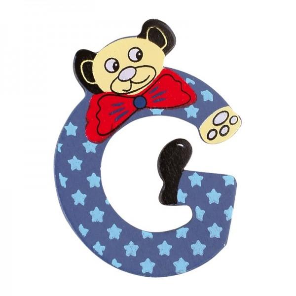 Buchstabe - G - zu Buchstaben ABC