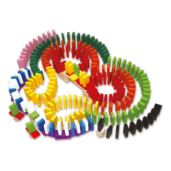 Rallye de dominos, -Maxi-, 560 pions