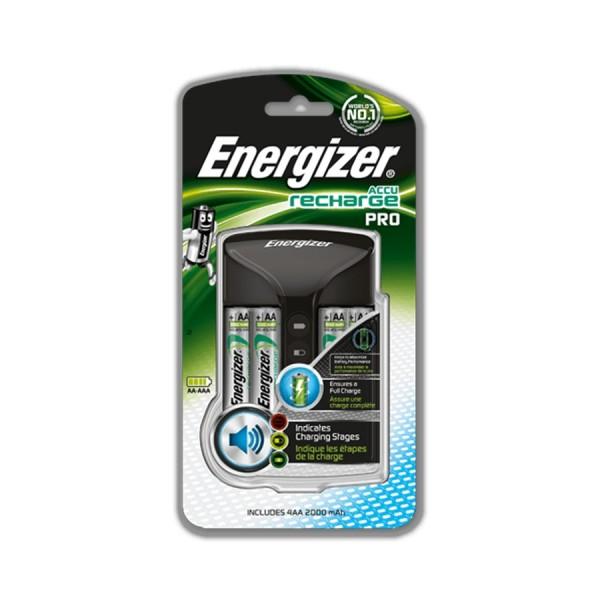 Energizer Pro Charger extreme, avec 4xAA