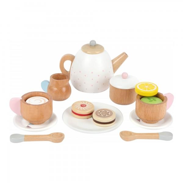 Service à thé - cuisine d'enfant