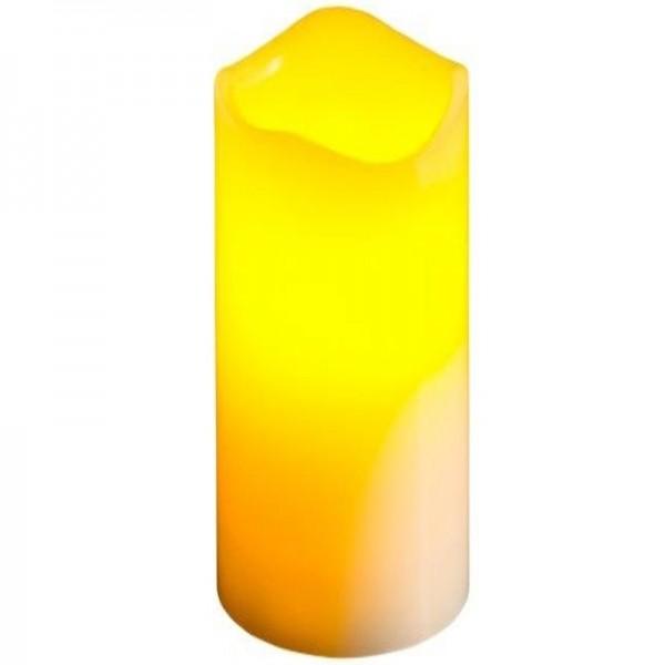 LED Kerze flackernd, Timer, d:10,h:30