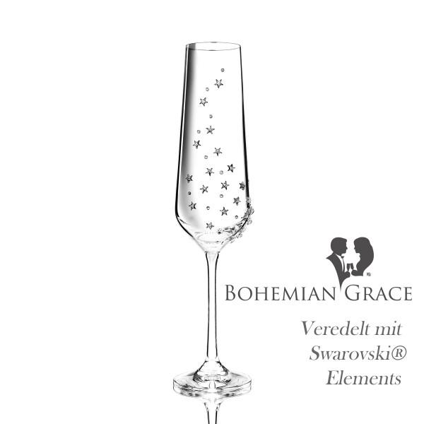 Sektglas HERA von Bohemian Grace
