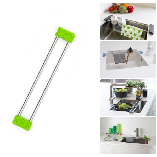 Drip.line Vert - Support pour évier