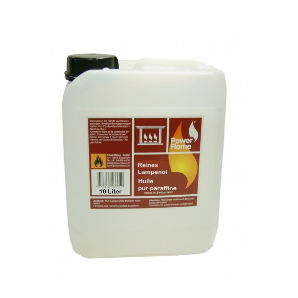 Lampen oder Fackel Öl natur 12 Liter