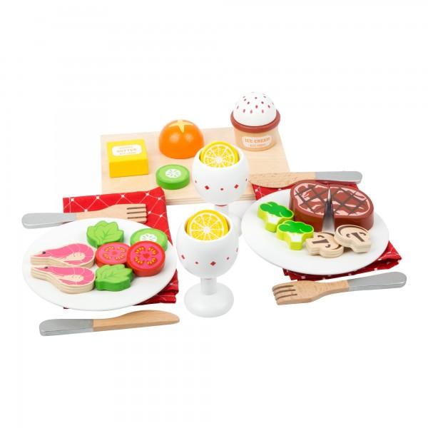 Service de table - cuisine d'enfant