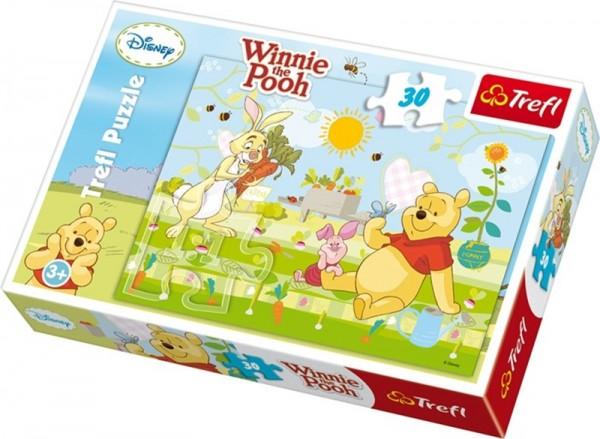 Puzzle 30tlg, Disney -Winnie the Pooh-