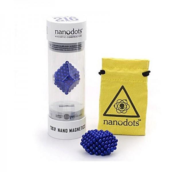 Nano dots Blau Edition 216Stk. Kugeln
