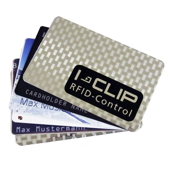 Portemonnaie Zubehör: RFID blockieren