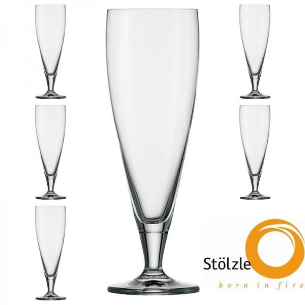 Stölzle CLL, 6x verres à bière, 430