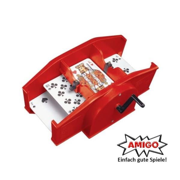 Kartenmischer, Spielkartenmischgerät