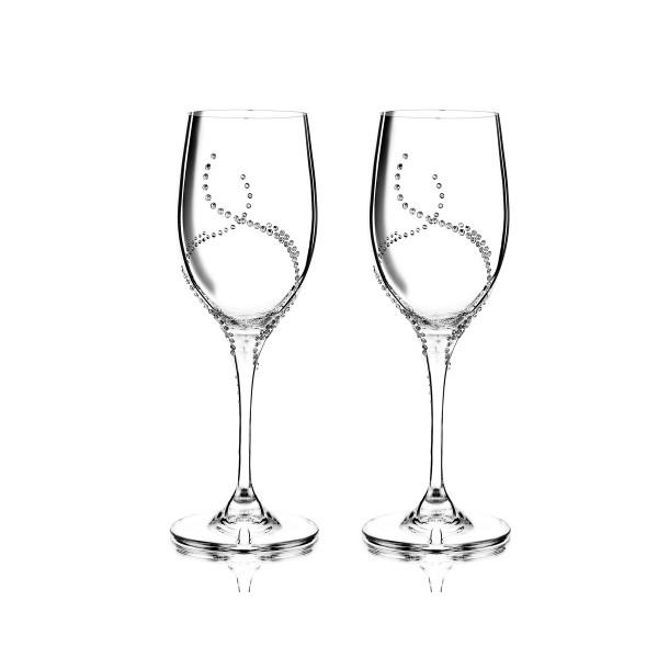 Weinglas 2Stk HARMONIA Bohemian Grace