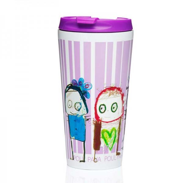 PAVA 2 go (to go) thermo mug 45cl viol
