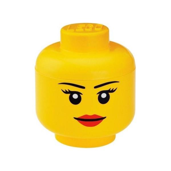 Lego Iconic Storage Head S - GIRL