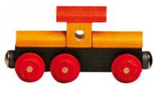 Holzeisenbahn PLAYGO - Rangierlokomotive