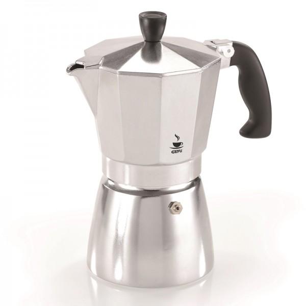 Espressokocher GEFU Lucino, 9 Tassen