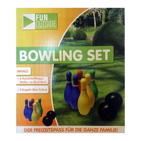 jeu de bowling ou quille lot 8 pc