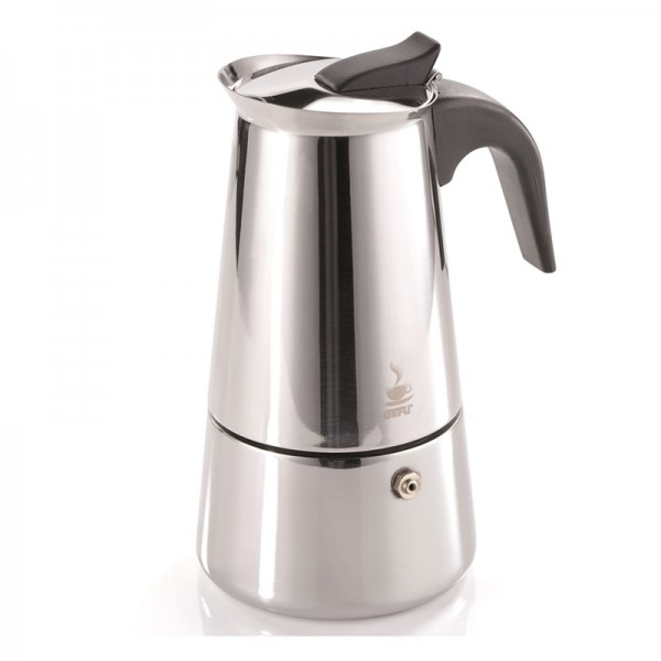 Kaffeekocher Emilio,4 Tassen,Edelstahl