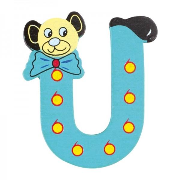 lettre - U - pour lettres d'alphabet ABC