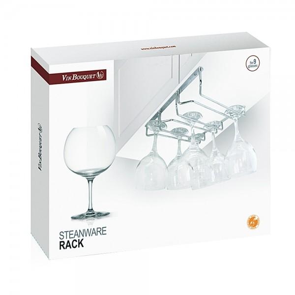 VinBouquet Gläserhalterung für 9 Gläser