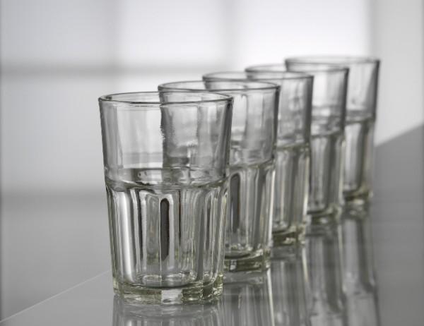 Glas ATELIER 6Stk. Gläser 36cl