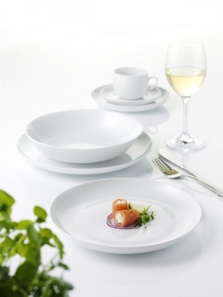 ATELIER SUPER WHITE 60 pc. vaisselle