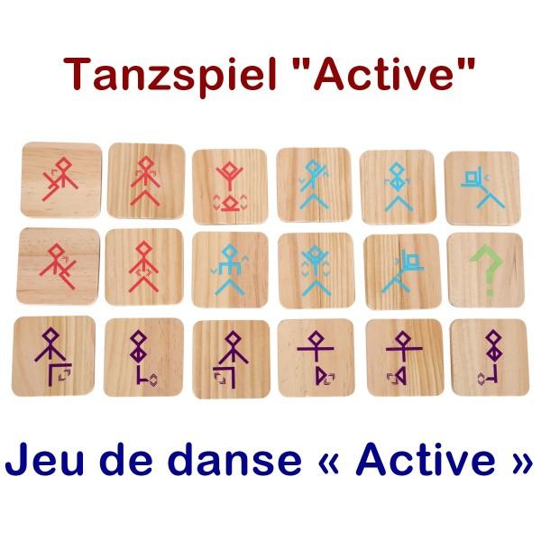 "Tanzspiel ""Active"""
