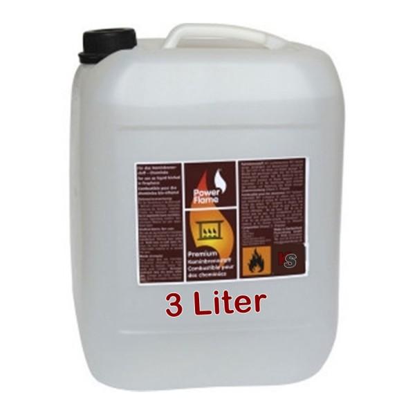 Combustible cheminées boite à 3 litres