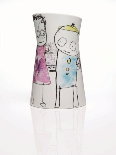 PAVA be friends vase mega