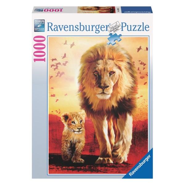 Ravensburger Puzzle, Erste Schritte