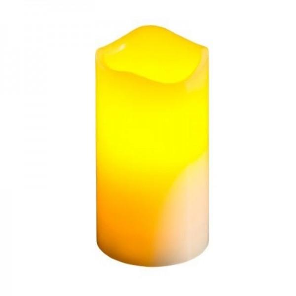 LED Kerze flackernd, Timer, d:10,h:20
