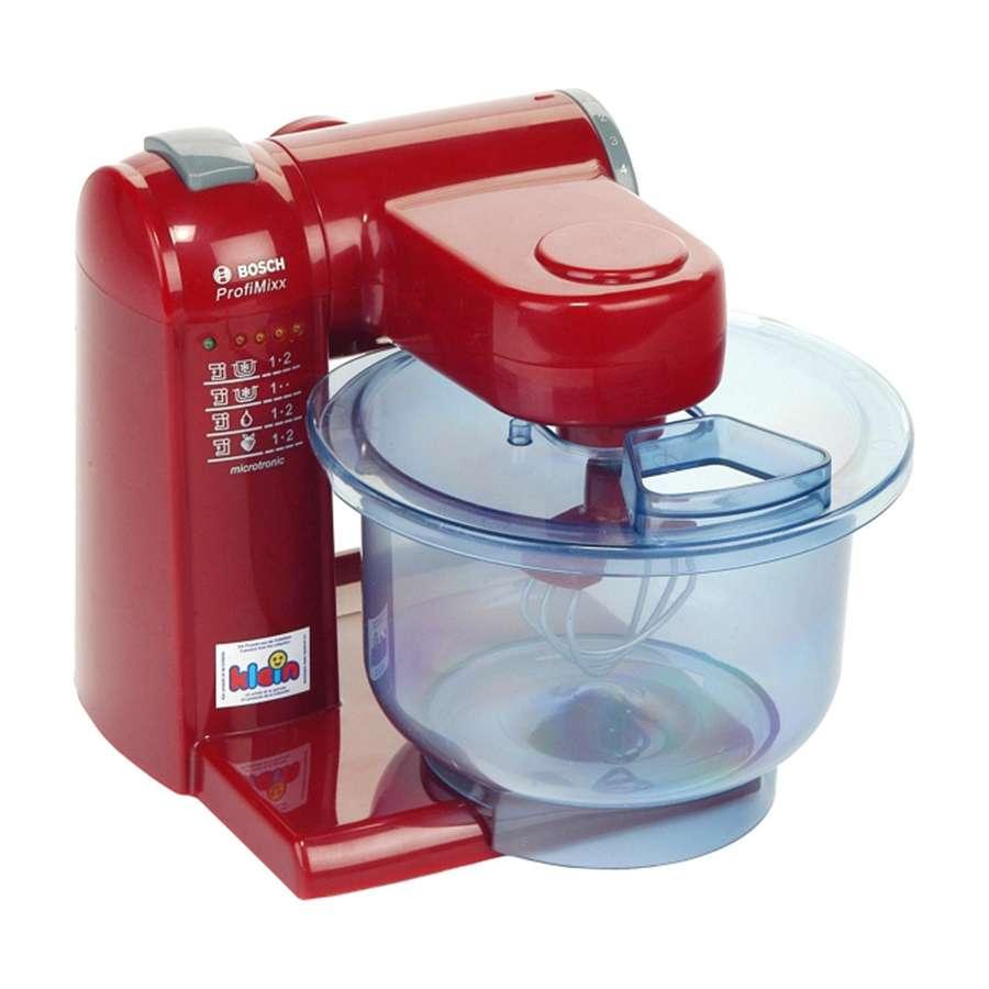 Kinderspielzeug Küchenmaschine Bosch | kochshop.ch