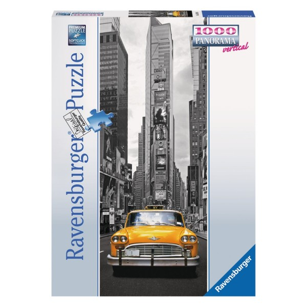 Ravensburger Puzzle, New York Taxi
