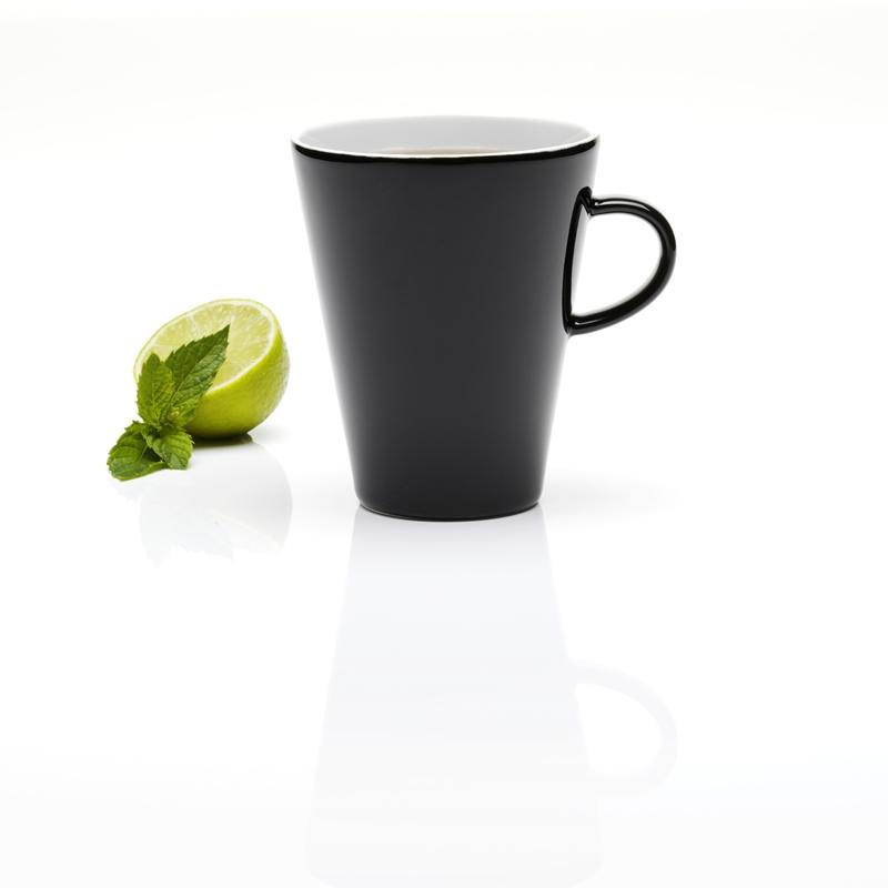 Geschirr selected RD BL 4Stk. Mugs (grosse Tassen), selected RD BL 4Stk. Mugs (grosse Tassen