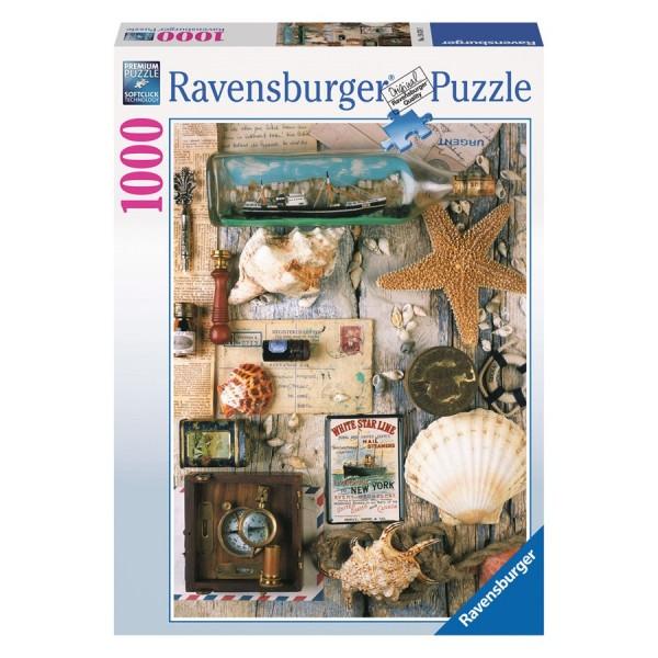 Ravensburger Puzzle, Maritime Souvenirs