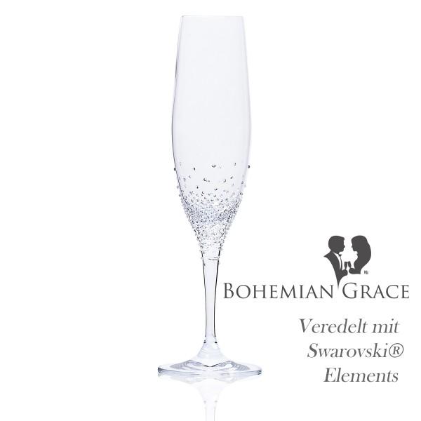 Sektglas DIKE von Bohemian Grace