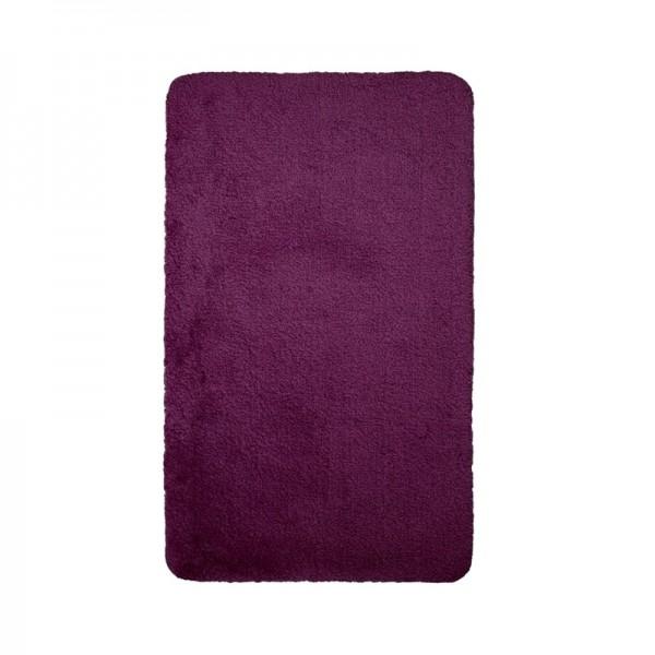 OPAL rouge vino tapis de bain 50x80cm
