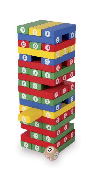 La tour bancale,tour chiffres av nombres