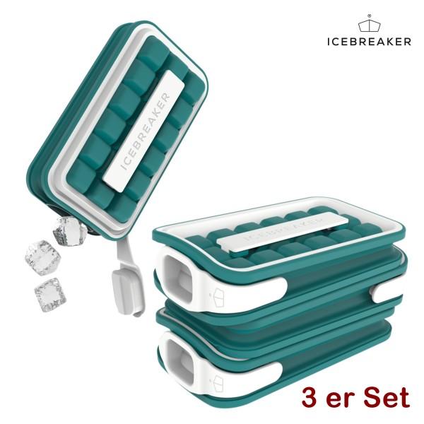 Bacs à glaçons ICEBREAKER POP Lot 3pc