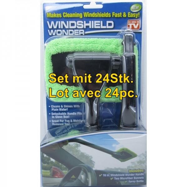 nettoyage facile des pare-brise WSW 24pc