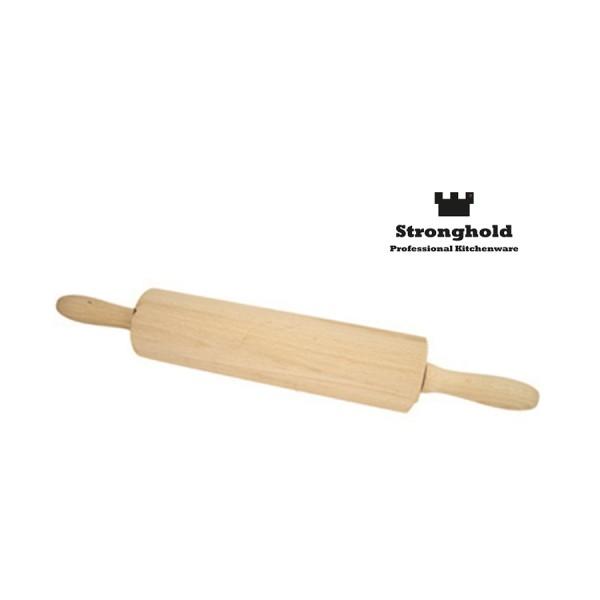 Teigroller aus Holz von Stronghold