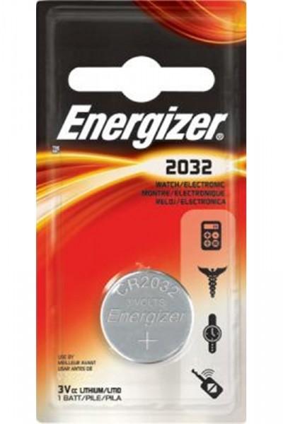 energizer Lithium Knopfzellen CR2032 1St