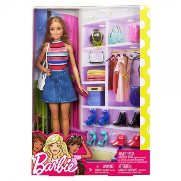 Barbie poupée et accessoires - BARBIE
