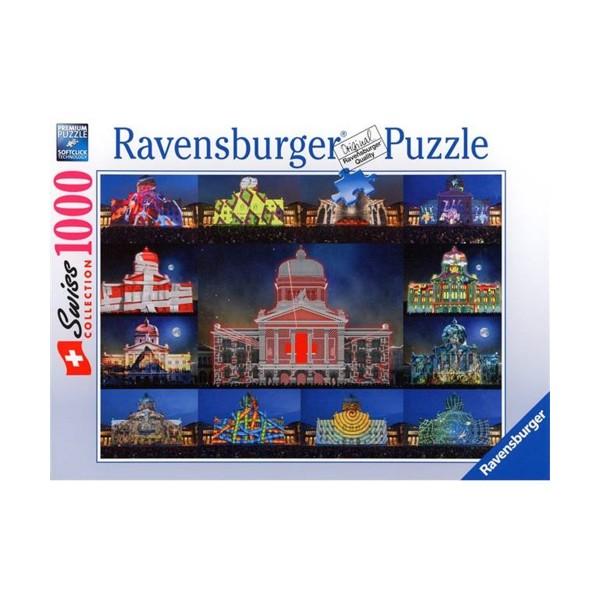 Ravensburger Puzzle 1000 - Bundesplatz
