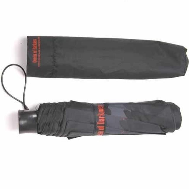 Taschenschirm, Faltschirm, Regenschirm mit Fledermaus-print, Taschenschirm, Schirm, fledermaus-print