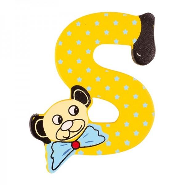 lettre - S - pour lettres d'alphabet ABC