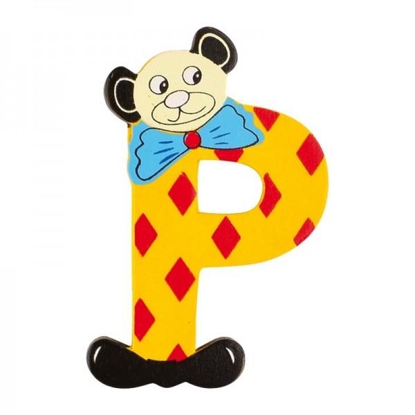 Buchstabe - P - zu Buchstaben ABC