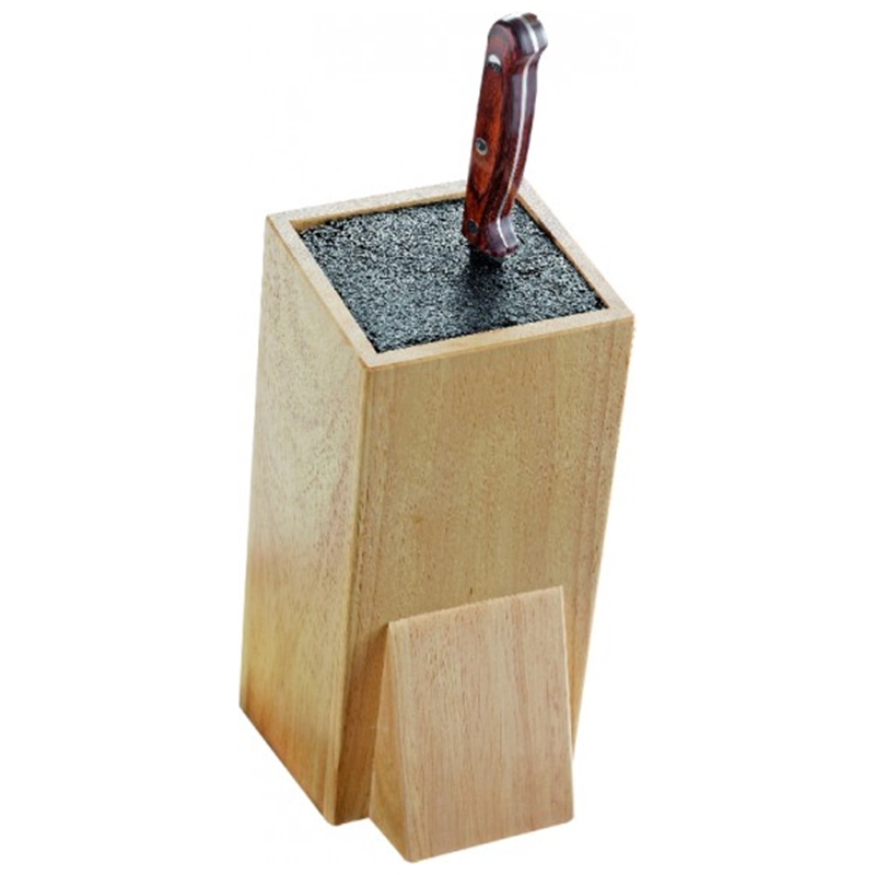 messer wonder messerblock unbest ckt borsten holz. Black Bedroom Furniture Sets. Home Design Ideas
