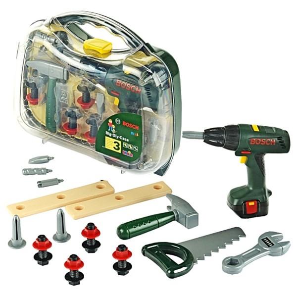 Bosch Kinder Werkzeug-Koffer von KLEIN