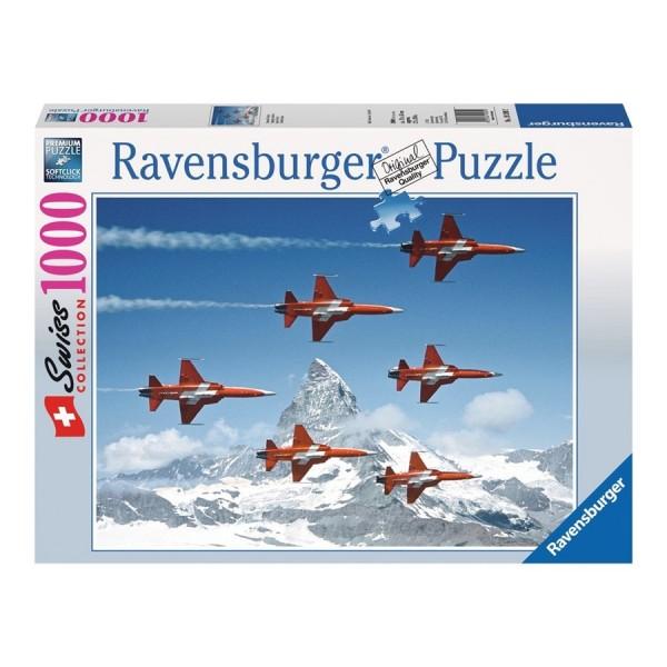 Ravensburger Puzzle, Patrouille Suisse